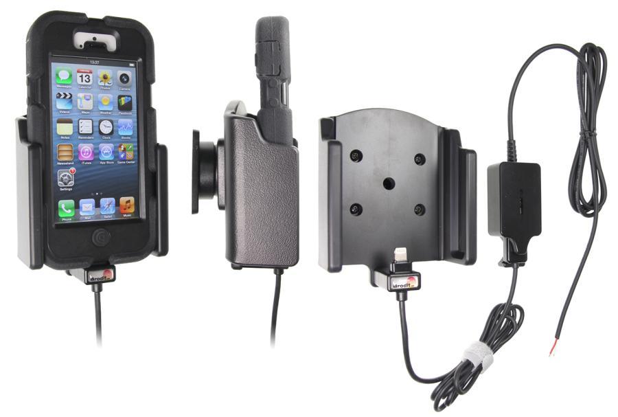 Brodit h/l Apple iPhone SE/5/5S Griffin Survivor case MOLEX