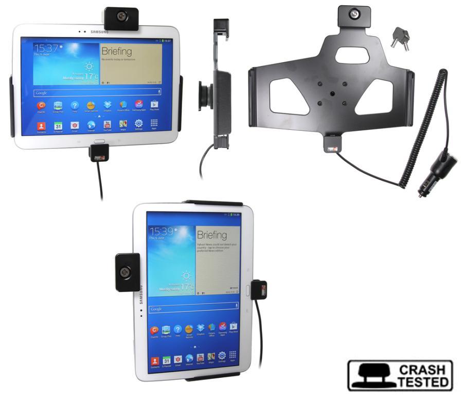 Brodit h/l Samsung Galaxy Tab 3 10.1 P5210 sig.plug LOCK