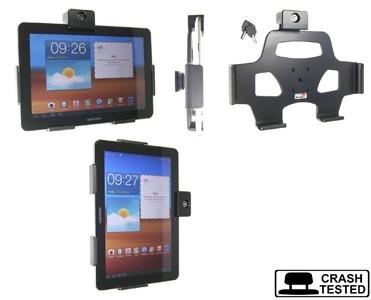 Brodit houder Samsung Galaxy Tab 10.1 GT-P7500 (met slot)