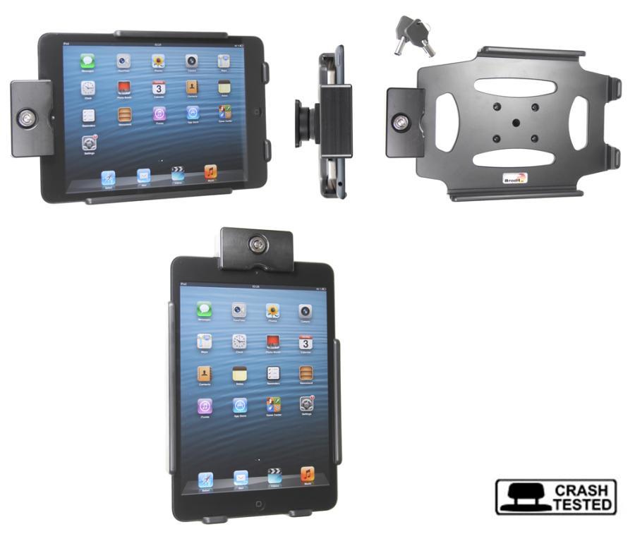 Brodit houder Apple iPad mini (met slot)