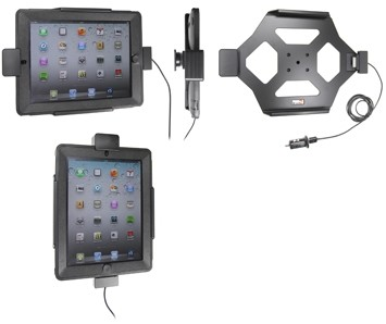 Brodit houd/lader Apple iPad 2/3 OTTERBOX defender SigPlug