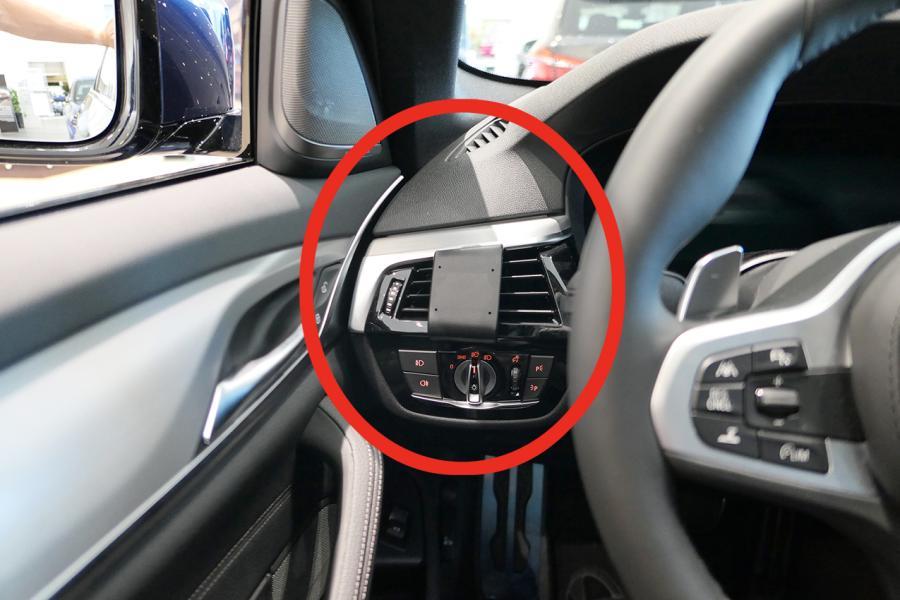 Proclip BMW 5-series G30/G31 18- Left mount