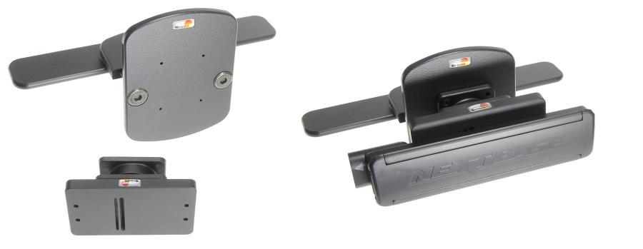 Brodit Headrest mount set Volvo/Nextbase Duo Cinema