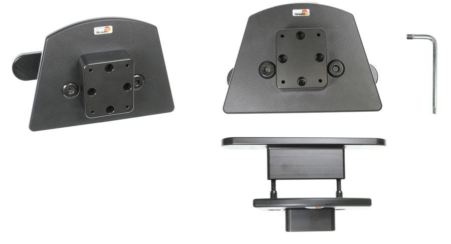 Brodit Headrest mount Volvo S/V90 19-V60/XC60 19-/XC90 19-