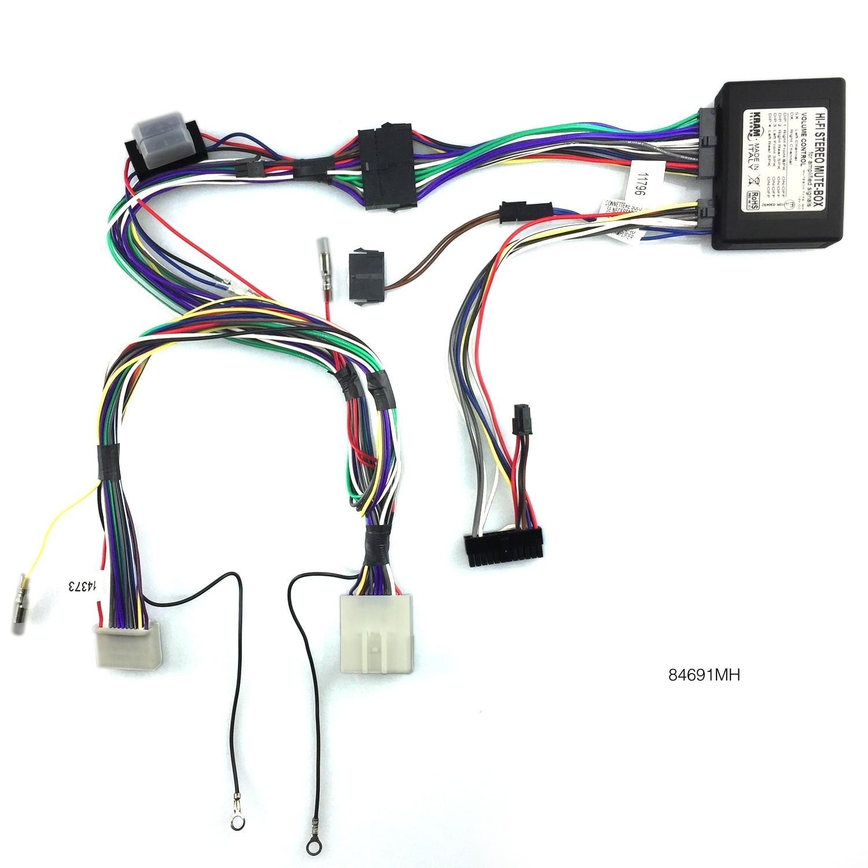 Kram Audio2Car HiFi Soft Mute Nissan Pathfinder/Sub.20 pin