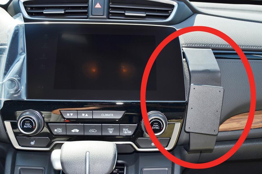 Proclip Honda CR-V 17- Center mount
