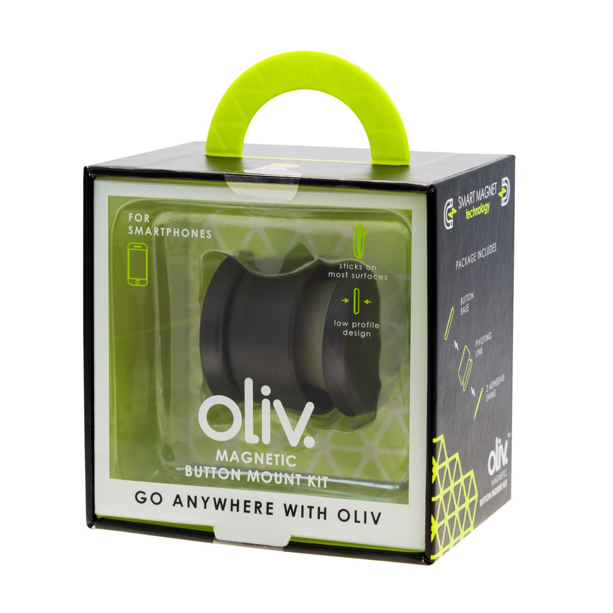 Oliv Button Mount Kit