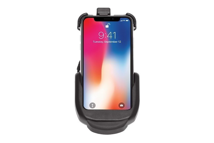 Bury S8 Cradle UNI Take&Talk Apple iPhone X (BT)