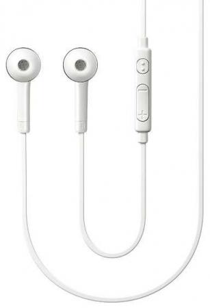 Samsung Galaxy S4/Note 3 HS330 earphone, original BULK - wit