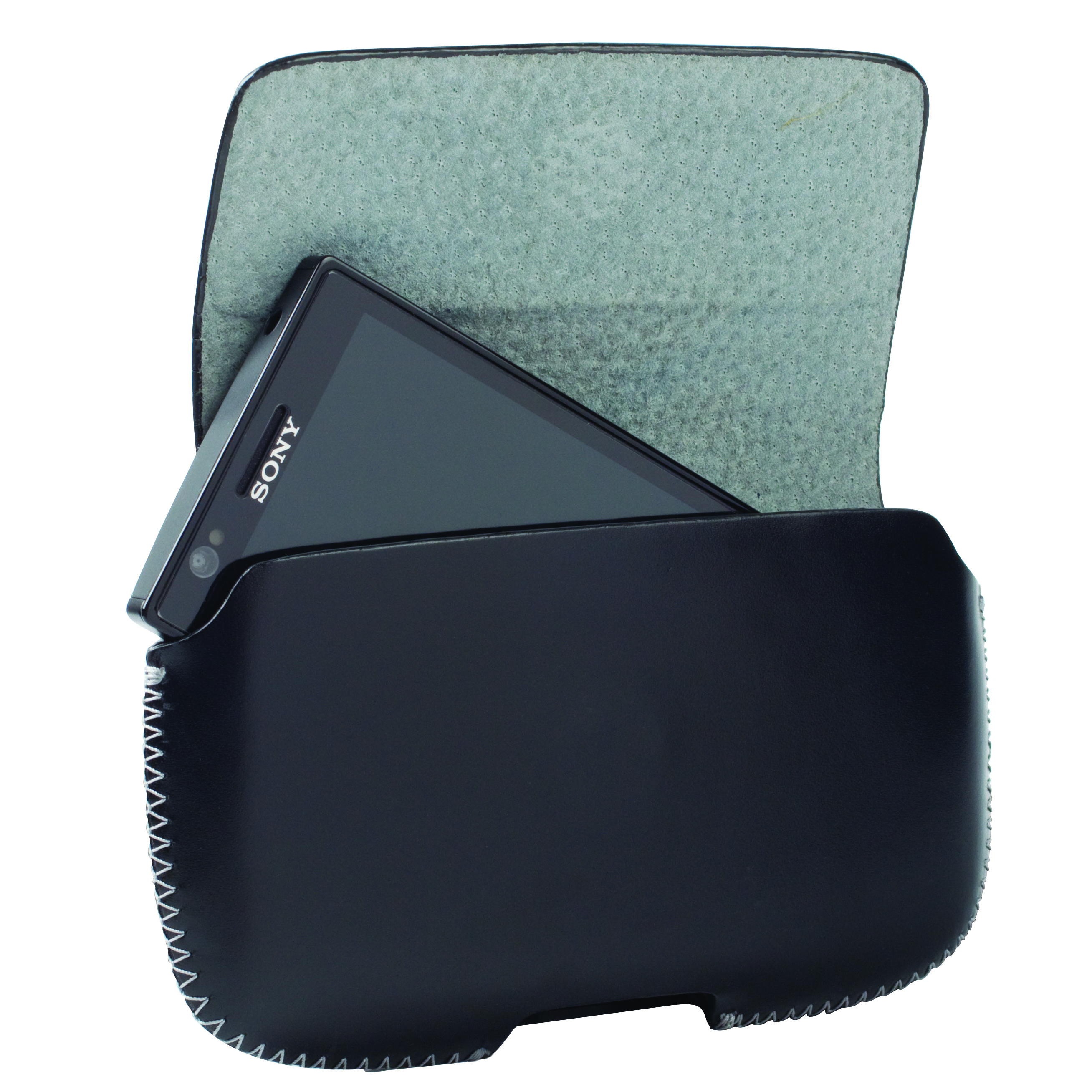 Krusell Hector Mobile Case Extra Large Black