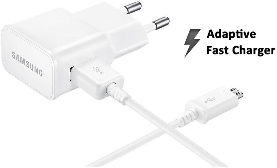Reislader 230V Samsung EP-TA20EWE quickcharger micro-usb WIT