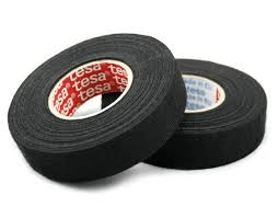 Tesa Linnen Fleece tape 19mmx25m