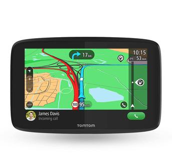 """TomTom GO ESSENTIAL 5"""" EU45 (Free Lifetime Maps)"""